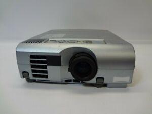 Mitsubishi XL1U 1100 ANSI Lumens LCD Video Projector w/Lamp *No Remote*
