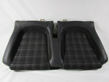 SEAT SOFA SEATS REAR LEATHER FABRIC VOLKSWAGEN SCIROCCO 1.4 90KW 3 P