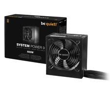Be Quiet 600w System Power 9 PSU 80 Bronze Dual 12v Cont. BN247