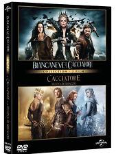 Biancaneve e il Cacciatore + Il Cacciatore e La Regina di Ghiaccio (2 DVD)