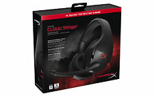 HyperX Cloud Stinger Gaming Headset for PC/Xbox One Black