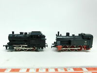 BE622-1# 2x Märklin H0/AC Tenderlok/Dampflok DB: 3000/89 028 + 89 066, gut