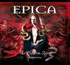 Phantom Agony: Expanded Edition - 2 DISC SET - Epica (2013, CD NUOVO)