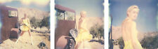 "Stefanie Schneider ""Marilyn"", 1/10, 3 pieces 38x37cm each, C-Print, mounted"
