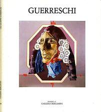 Giuseppe Guerreschi. OPERE RECENTI. 1984. .