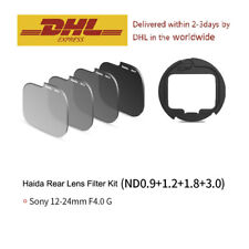Haida Rear Lens Filter Kit for Sony FE 12-24mm F4 G Lens (ND0.9+1.2+1.8+3.0)