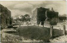 1924 Roma - Resti Villa Adriana e Basilica - FP B/N