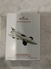 2019 Hallmark 1953 Firebird I Legendary Concept Cars Metal Series Ornament