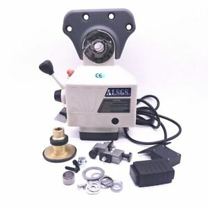 AL-510S Power Feed 650in-lb 200RPM AC220V / 110V Power Table Feed Larger Torque