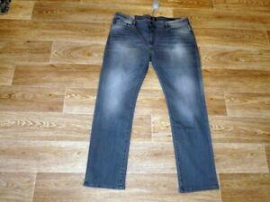 BOGNER Herren Jeans Gr. 40 / 34 (Prime Fit)    NEU