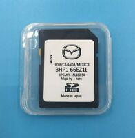 2020 LATEST Mazda Navigation Map SD Card BHP1 66 EZ1L 3 6 CX-3 CX-5 CX-9 MX5