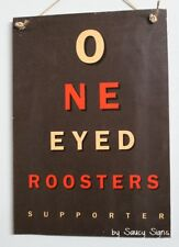 Sydney Roosters Easts One Eyed Sign Jersey Cards Shorts Rugby League Etc