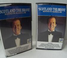 Scotland the Brave - Kenneth McKellar Double Cassette Tape Album