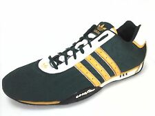 ADIDAS VTG Goodyear Sneakers Shoes Green/Yellow Men's  US 14 M 13.5 EUR 49 RARE