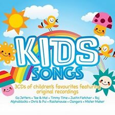 Various Artists - Kids Songs 3cds