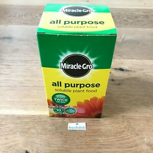 Miracle Gro All Purpose Soluble Plant Food - 700grams