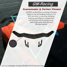 Carbon Fiber VRS ZE Style Rear Wing For 11-17 Lamborghini Aventador All Models