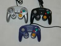 OEM Official Nintendo Gamecube Controller - Pick A Color DOL-003 Wii