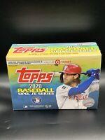 ❤️2020 Topps MLB Baseball Update Series Mega Box Target Exclusive Megabox.