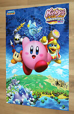 Kirby's: Return to Dream Land / Adventure Wii / Sega Sonic Generations Poster