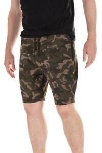 Fox Camo Jogger Shorts / Carp Fishing Clothing
