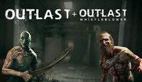 Outlast + Whistleblower | Steam Key | PC | Digital | Worldwide |