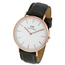 NEW Daniel Wellington Sheffield Men's Quartz Watch - 0107DW