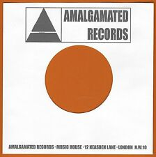 AMALGAMATED REPRODUCTION RECORD COMPANY SLEEVES - (pack of 10)