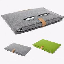 Laptop sleeve bag cover Apple Macbook air pro retina protection 11 12 13 15 inch