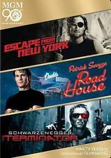 Escape from New York / Road House / The Terminator Triple Feature DVD, Pleasence