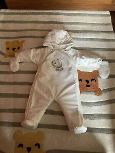 Winteroverall für  Baby Gr68 von Catimini 6 Monate