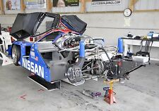 1988 Nissan ZX GTP Turbo Can-Am Vintage Classic Race Car Photo (CA-0659