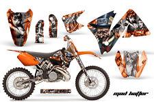 KTM C3 EXC MXC Graphics Kit AMR Racing Bike Decal Sticker Part 01-02 MADHAT OS