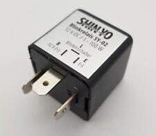 Blinkrelais lastunabhängig 12 volt 3-polig 1Watt bis 100Watt