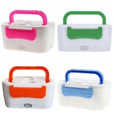 Scaldavivande Elettrico Totalmente Estraibile Scalda Vivande Lunch Box Portatile