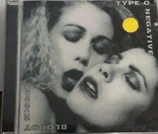 TYPE O NEGATIVE- BLOODY KISSES *CD BRAND NEW STILL SEALED NUOVO SIGILLATO RARE