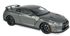 188053 Norev 1:18  Nissan GTR R-35 2008  Dark Grey metallic