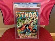 The Mighty Thor #239 CGC 9.4 Hercules App