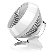 Vornado 460 Small Whole Room Air Circulator Fan, White