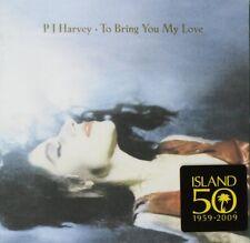 PJ HARVEY To Bring You My Love CD 2003 (10 Tracks) NEW