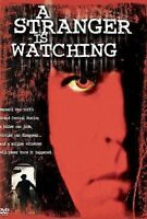 A Stranger is Watching - Warner (DVD, 2005) -OOP/Rare - Region 1