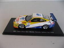 Porsche 997 911 GT3 RSR 2008 Porsche Carrera Cup Germany MRS Team Spark 1:43
