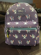 NEW Lilo And Stitch Loungefly Mini Backpack Disney Classic