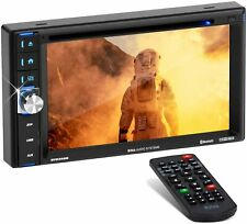 BOSS Audio BV9358B Car Stereo DVD Player – Double Din, New, Free Shipping
