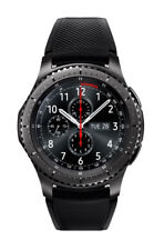 Samsung Gear S3 Frontier SM-R760 Bluetooth Smart Watch - Black