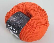 Filatura di Crosa Zara #1762 100% Merino Wool Yarn - 10 skeins