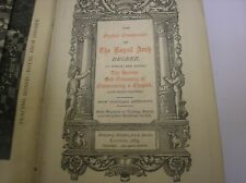 New listingthe perfect Ceremonies of the royal arch degree 1883