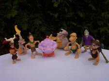 2005 MCDONALDS NICKELODEON TAK AND THE POWER OF JUJU COMPLETE SET 8 FIGURES TOY