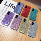 For Samsung Galaxy S21 S20 FE Note 20 S8 Luxury Glitter Soft Silicone Case Cover