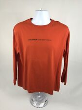 Men's VTG 90's Nautica Competition Long Sleeve T-Shirt Size Small